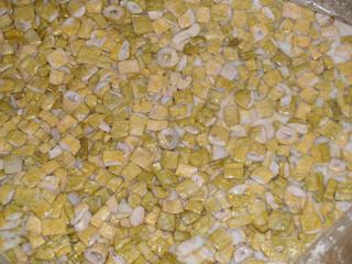 塩蔵の四方竹