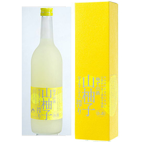 山柚子搾り ゆずの酒